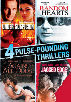 4 Pulse-Pounding Thrillers (DVD) by IMAGE ENTERTAINMENT INC
