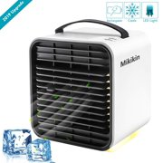 Personal Air Cooler, Personal Air Conditioner for Office Desk, Small Portable Air Conditioner, Mini Air Conditioner Room Cooler