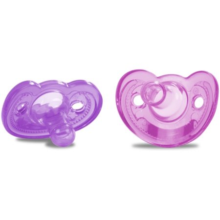 6 Pack - The First Years GumDrop Newborn Pacifier 2 ea