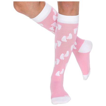 bd22f56611 LISH - LISH Maternity Compression Socks - Graduated 15-25mmHG Pregnancy  Stockings NEW - Walmart.com