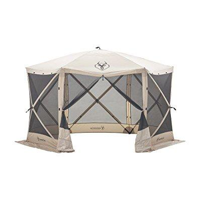 Gazelle G6 Pop-up Portable Gazebo (6-Sided)