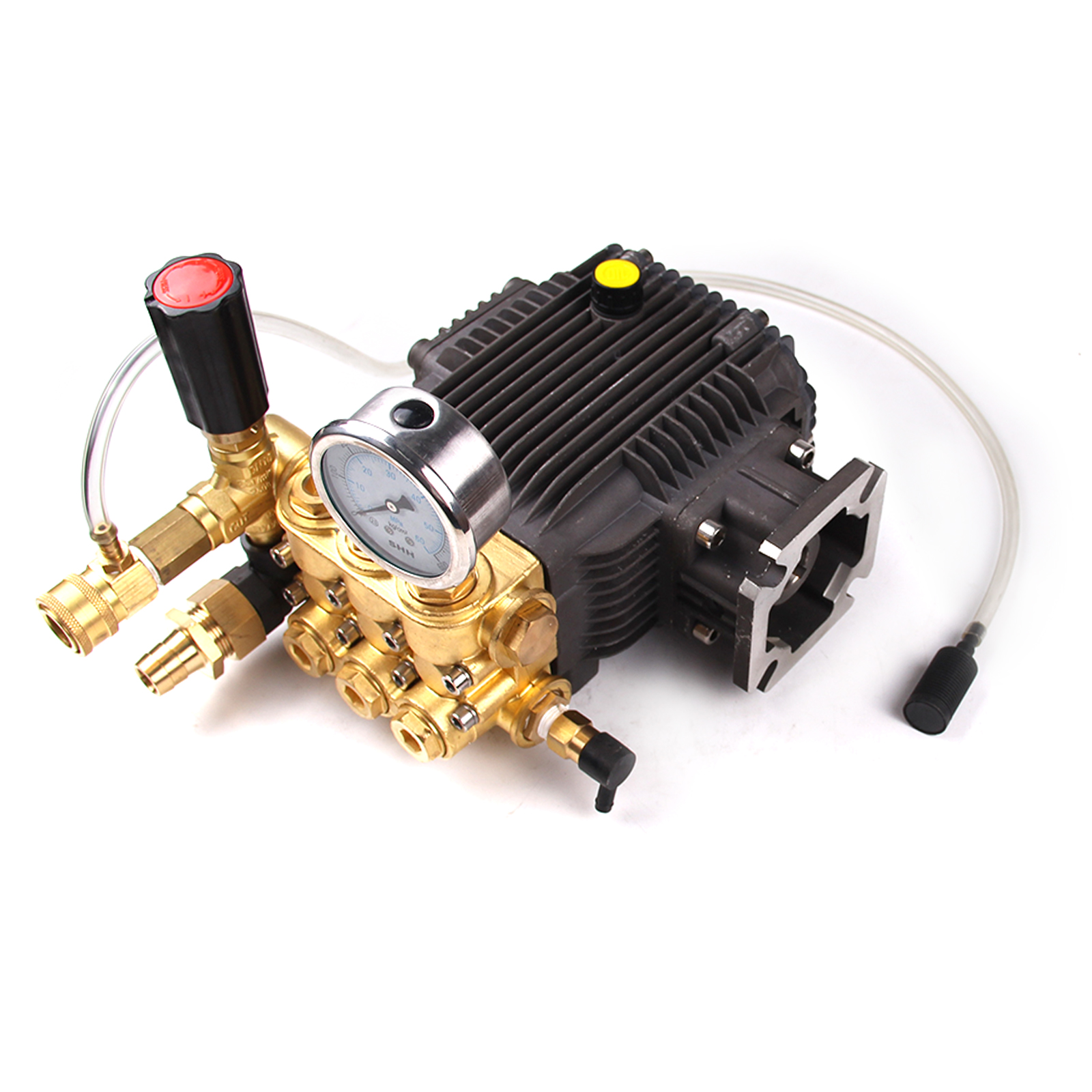 High Pressure Power Washer Pump 3.1 GPM 3000 psi 6.5 HP 3...