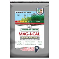 JONATHAN GREEN & SONS, INC. Mag-i-Cal Pelletized Calcium Fertilizer, Covers 15,000 Sq. Ft., 11352