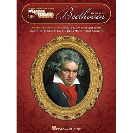 The Best of Beethoven (Paperback) (Best Classical Guitarists Today)