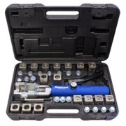 Mastercool 72485-PRC Master Hydraulic Flaring Tool Set With Jiffy Tite Fitting