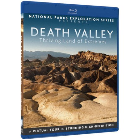 National Parks Exploration Series: Death Valley - Thriving Land Of Extremes (Blu-ray)