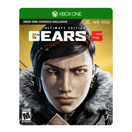 Gears 5 Ultimate Edition, Microsoft, Xbox One