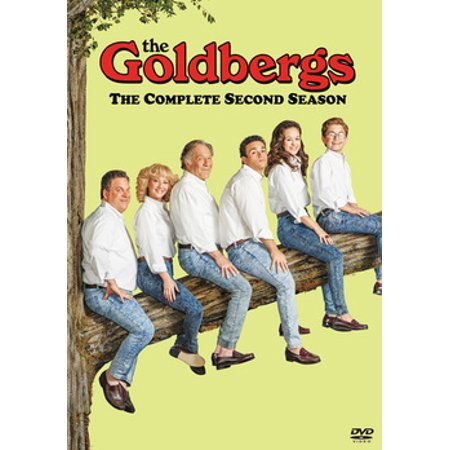 The Goldbergs: The Complete Second Season (DVD) - The Goldbergs Halloween