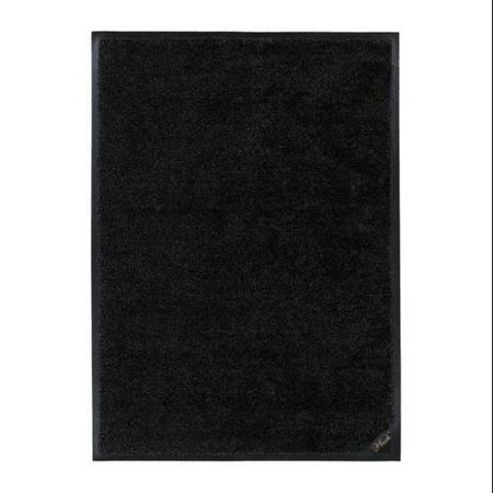 ANDERSEN 180660034090 Carpeted Entrance Mat, Black, 4 ft x 3 - Area Entrance