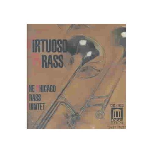 Includes work(s) by Johann Sebastian Bach.  Ensemble: Chicago Brass Quintet.