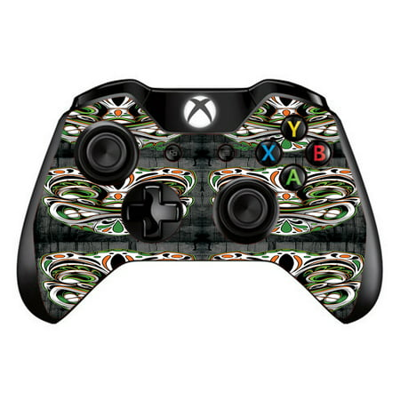 Skins Decals For Xbox One / One S W/Grip-Guard / Tiki Faces