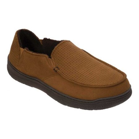 Men's Perforated MFS Closed Back Clog Slipper