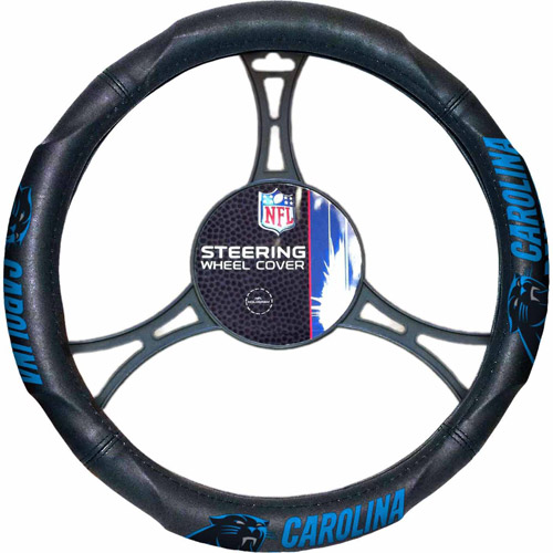 NFL Steering Wheel Cover, Panthers