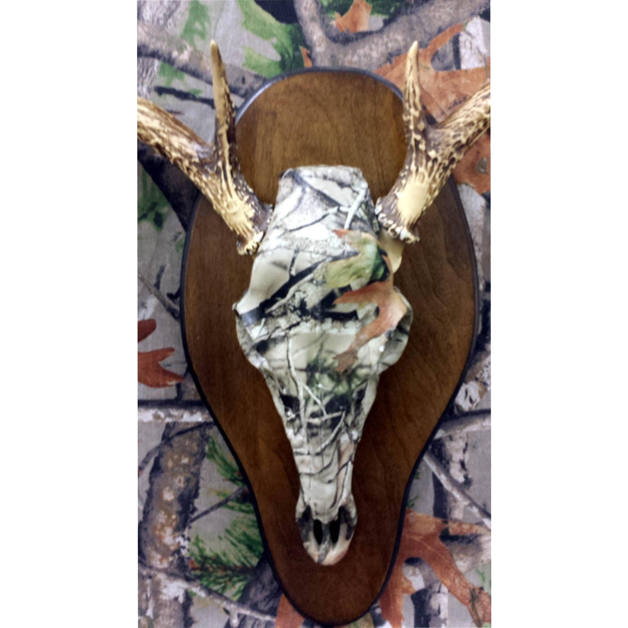Deer antler mounting kit instructions - Mountain Mike S Skull Master Dipped Snow O Mount Kit B Pro