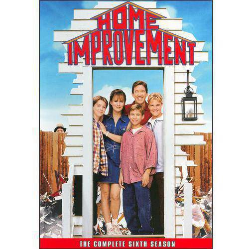 Home Improvement: The Complete Sixth Season (Full Frame)