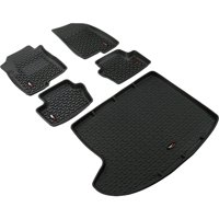 Rugged Ridge 12988.27 Floor Mats, Made of Thermoplastic Molded Floor Liner