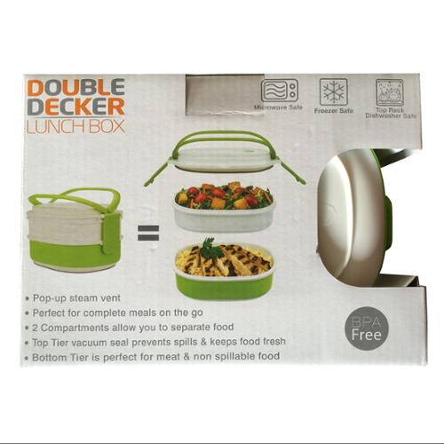 Smart Planet Bmk2g Green Meal Kit Double Decker 58 Ounce 2