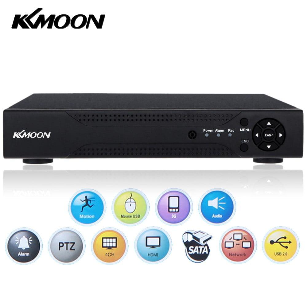 Docooler KKmoon 4 Channel 1280*720P CCTV Network DVR H.26...