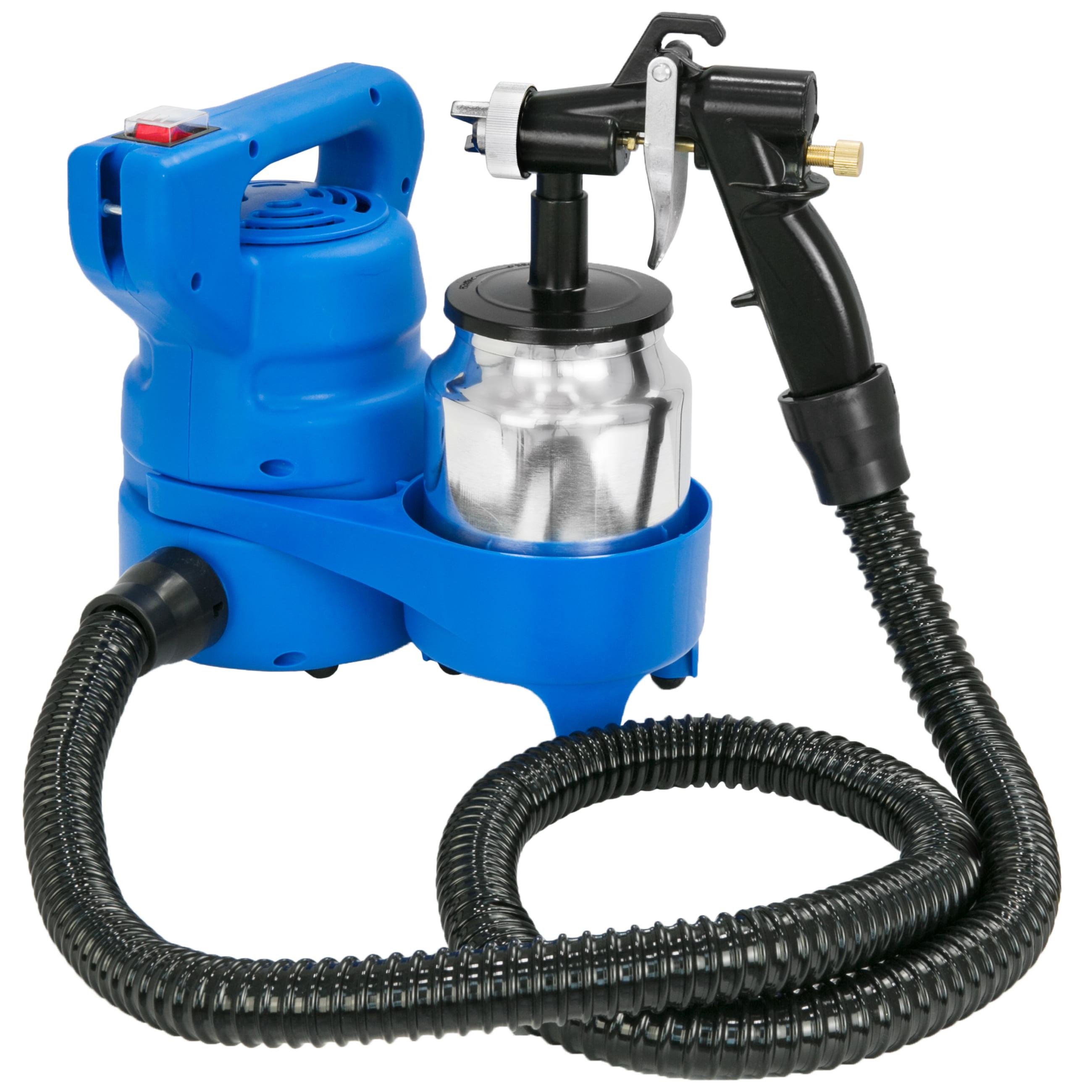 Best Choice Products Detachable 650W Electric Paint Spray Gun w/ 3 Spray Settings, Shoulder Strap, No-Drip Copper Nozzle