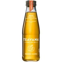 Teavana Craft Iced Tea, Peach Green Tea, 14.5 fl. oz. Bottle
