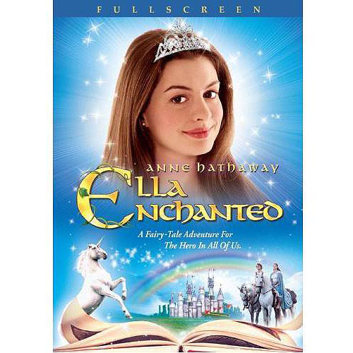 Ella Enchanted (Full Frame)