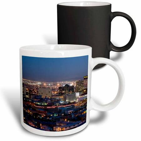 3dRose City Of El Paso, Texas - Magic Transforming Mug, 11-ounce - Party City El Paso Texas