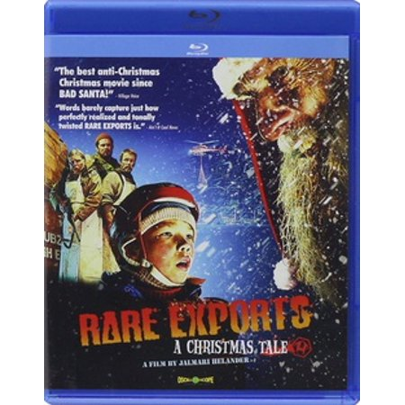 Rare Exports: A Christmas Tale (Blu-ray) (Sonnenbrille Export)