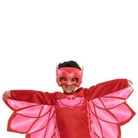 PJ Masks Deluxe Dress Up Top & Mask Set - Owlette