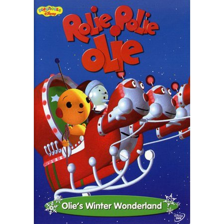Olie's Winter Wonderland (DVD)