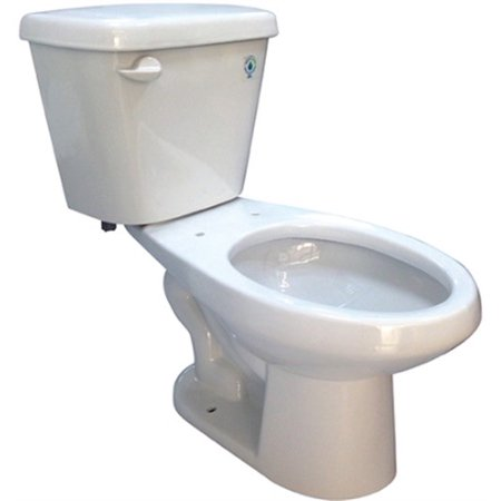 Part T200-47W Tank Portland 1.28Gpf Toilet Wht, by Compass, Single Item, Great V