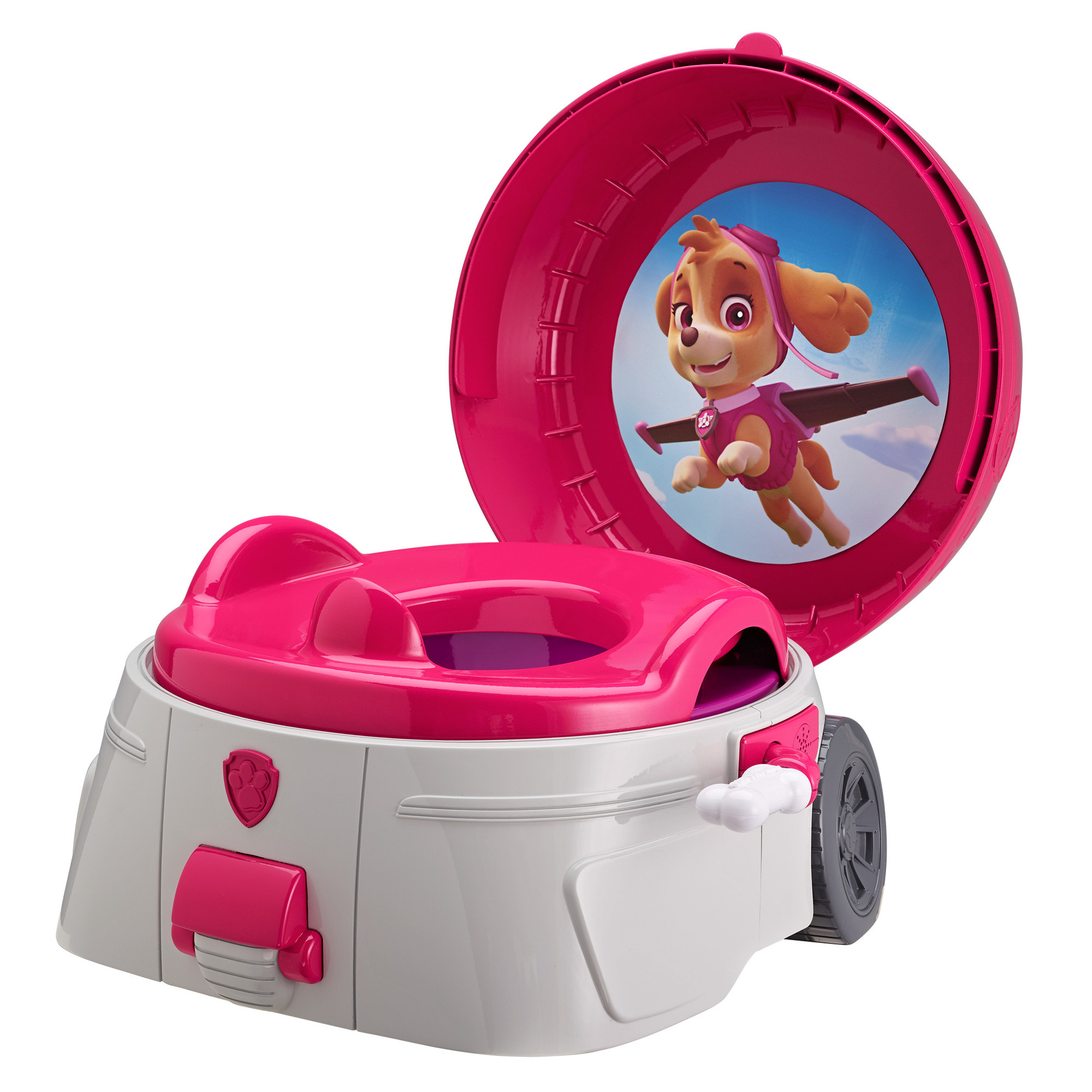 The First Years Nickelodeon 3-in-1 Paw Patrol Potty System, Skye