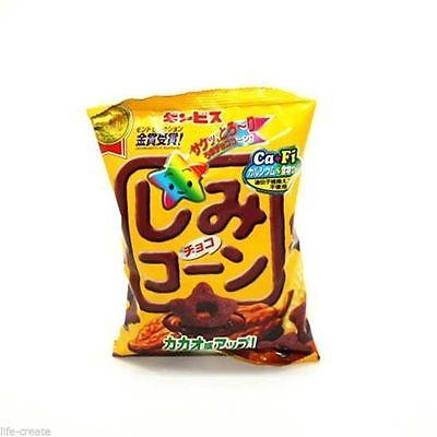Ginbis Shimi Choco Corn Snack 6pk