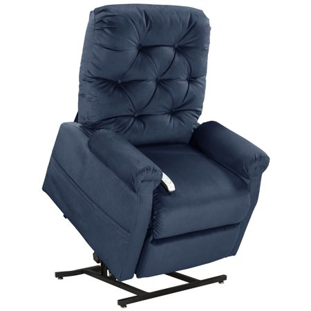 Windermere Classica Power Lift Chair Recliner- Navy (curbside delivery)](Windermere Halloween)