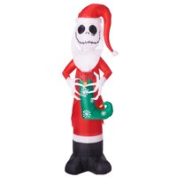 jack skellington nightmare before christmas inflatable - Disney Christmas Inflatables