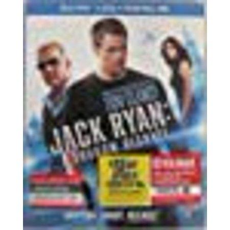 Jack Ryan: Shadow Recruit [Blu-ray] (Jack Ryan Shadow Recruit Movie)