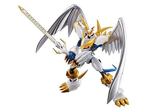 Bandai Digimon S.H. Figuarts Imperialdramon Paladin Mode Action Figure by Digimon