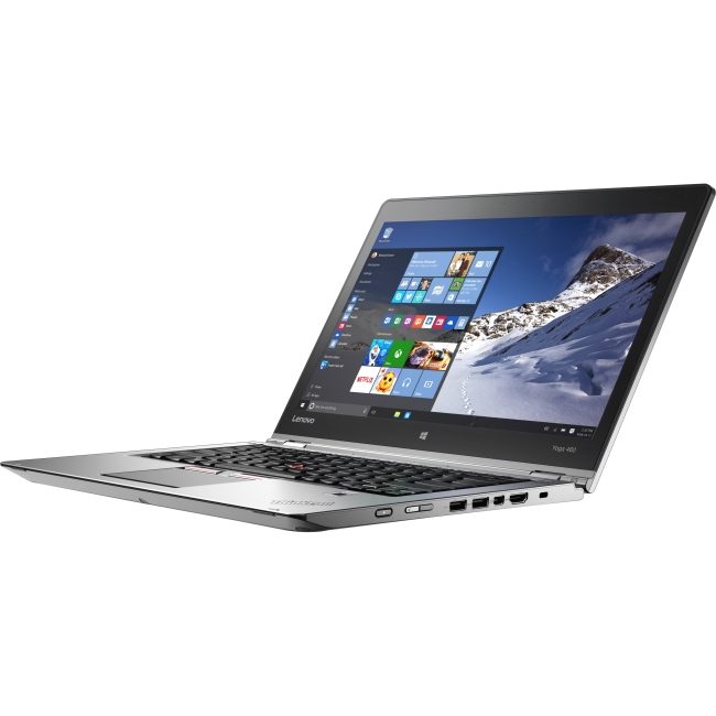 "Lenovo ThinkPad Yoga 460 14"" Ultrabook w  Intel i7-6500U, 8GB RAM, & 256GB SSD by Lenovo"