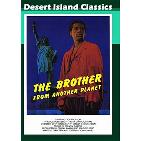 The Brother From Another Planet (DVD)