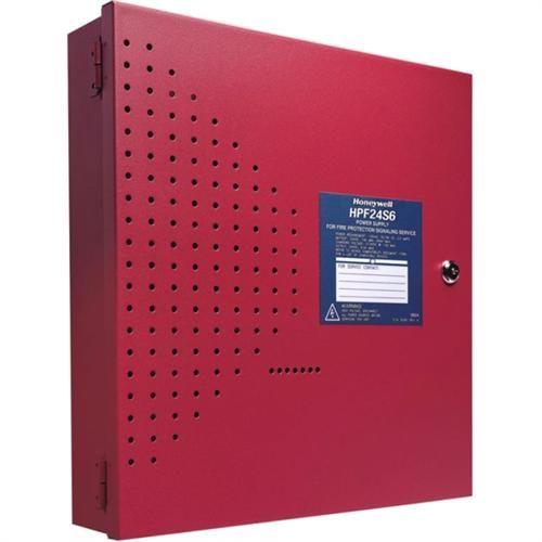 Honeywell Power HPF24S6 6A 24Vdc F/A Nac Power Supply