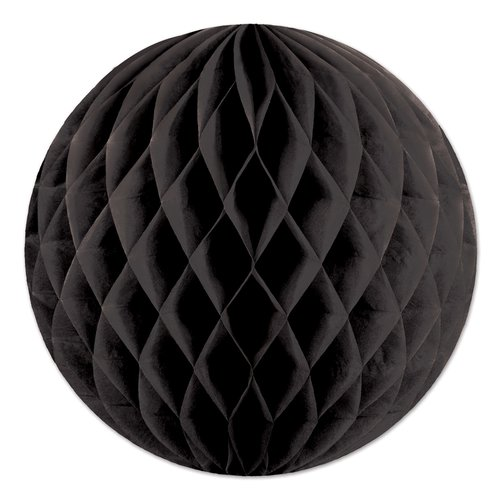 The Party Aisle Tissue Ball Plastic Hanging Decor