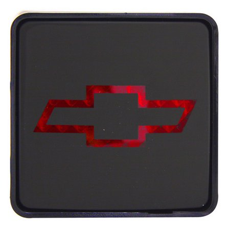 Receiver Cover (Receiver Hitch Cover, Chevrolet Brake Light 2 In Square Truck Trailer Hitch Cover )