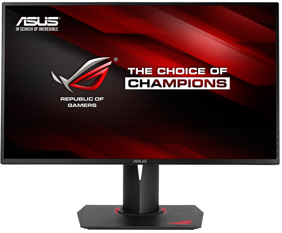 Refurbished - Asus ROG SWIFT PG279Q 27 WQHD IPS 2560X1440 NVIDIA G-Sync Gaming Monitor 165Hz