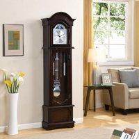 "FirsTime & Co.® Espresso 72"" Grandfather Clock"