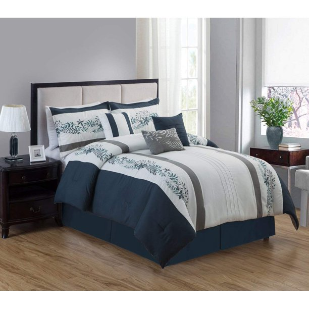 Hgmart Bedding Comforter Set Bed In A, Queen Size Bedding In A Bag