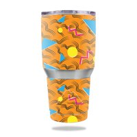 Skin For Ozark Trail 30 oz Tumbler - 90s Tiger | Protective, Durable, and Unique Vinyl Decal wrap cover | Easy To Apply, Remove, and Change Styles