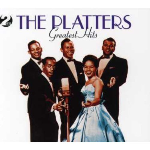 GREATEST HITS [THE PLATTERS] [CD BOXSET] [2 DISCS]