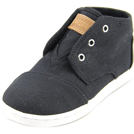 Toms Paseo Mid   Round Toe Canvas  Sneakers (Cheap Toms For Toddlers)