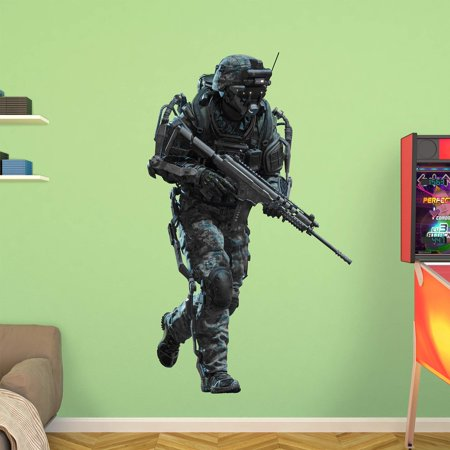 Fathead Marine Call Of Duty  Advanced Warfare Wall Decal