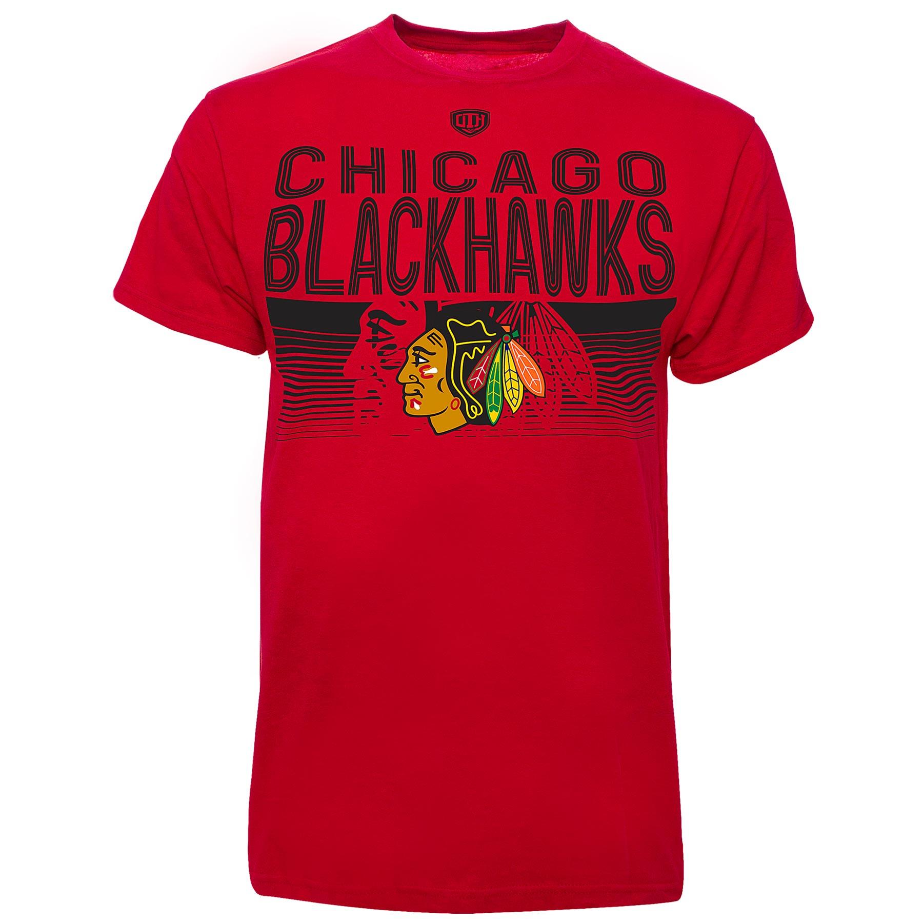 Chicago Blackhawks Youth Arrow T-Shirt - Old Time Hockey - image 1 de 1