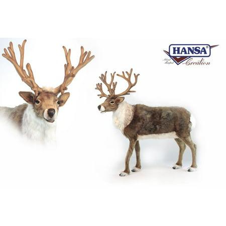 Hansa 6916 Nordic Deer 52 In  H